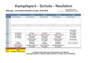Unterrichtsplan neu ab 10.09.2018-1